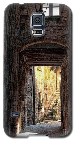 Medieval Alley Galaxy S5 Case