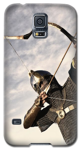 Medieval Archer Galaxy S5 Case by Holly Martin