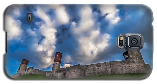 Medieval Castle In Checiny In Poland Galaxy S5 Case