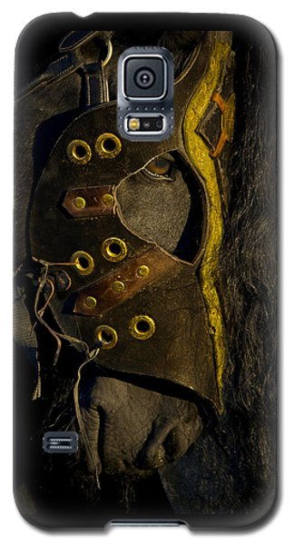 Medieval Stallion Galaxy S5 Case by Wes and Dotty Weber