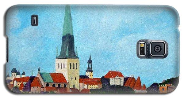 Medieval Tallinn Galaxy S5 Case