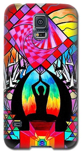 Meditation Aid Galaxy S5 Case