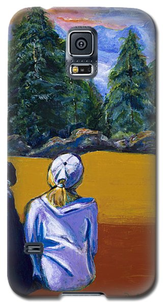 Meditation Galaxy S5 Case