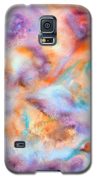 Meditation Galaxy S5 Case by  Heidi Scott