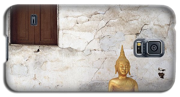 Meditation In Laos Galaxy S5 Case