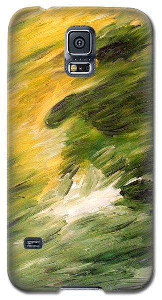 Meditation Galaxy S5 Case