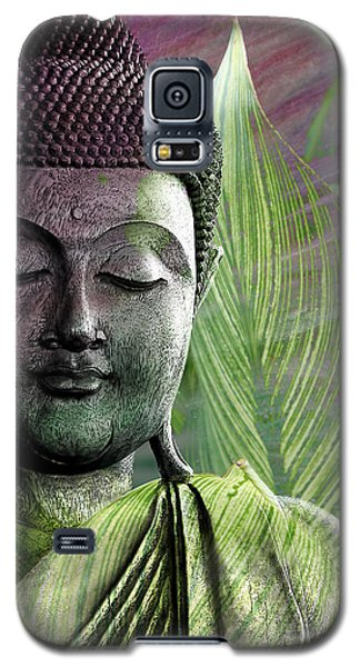 Meditation Vegetation Galaxy S5 Case