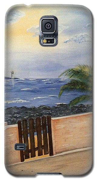 Mediterranean Bbmb0001 Galaxy S5 Case by Brenda Brown