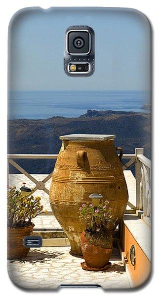Mediterranean Meditation Galaxy S5 Case