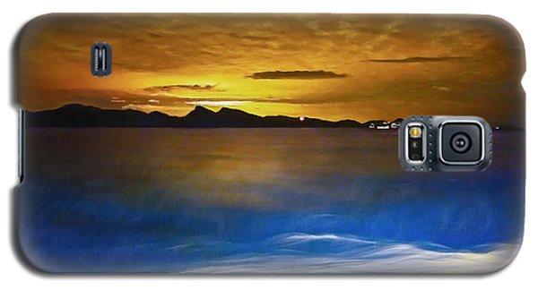 Mediterranean Sunrise Galaxy S5 Case