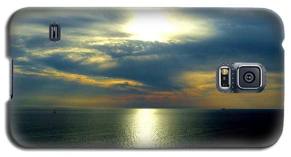 Mediterranean Sunset Galaxy S5 Case