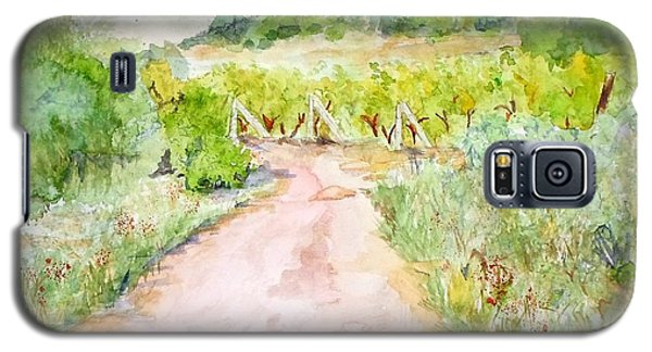 Medjugorje Path To Apparition Hill Galaxy S5 Case