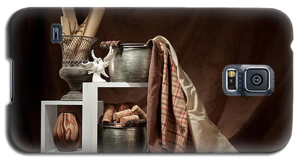 Medley Of Textures Still Life Galaxy S5 Case by Tom Mc Nemar