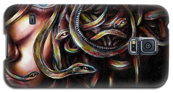 Medusa No. Two Galaxy S5 Case