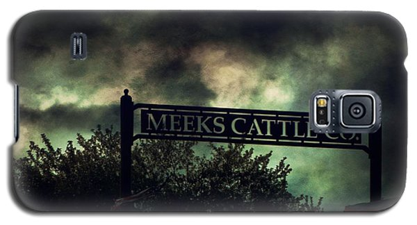 Meeks Cattle Galaxy S5 Case