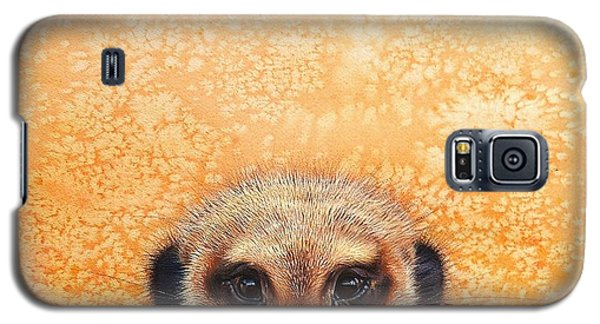 Meerkat's Smile Galaxy S5 Case