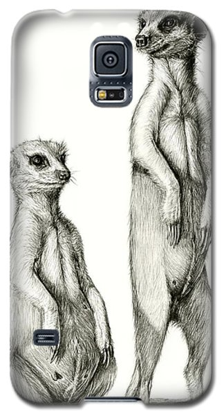 Meerkatte Galaxy S5 Case