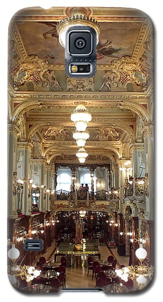 Meet Me For Coffee - New York Cafe - Budapest Galaxy S5 Case
