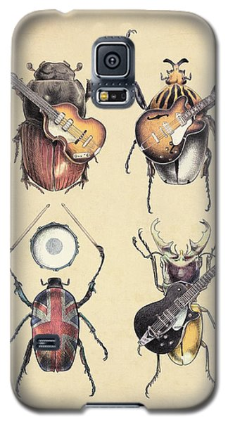 Meet The Beetles Galaxy S5 Case by Eric Fan