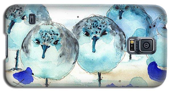 Meet The Sanderlings Galaxy S5 Case