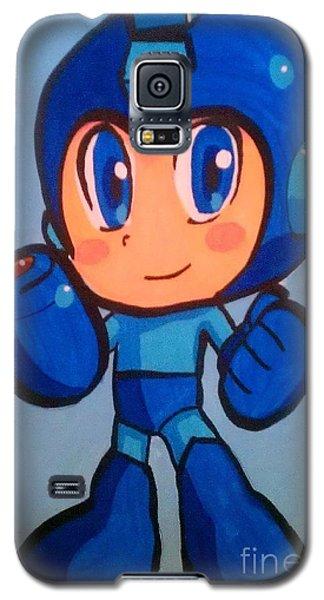 Mega Man Galaxy S5 Case