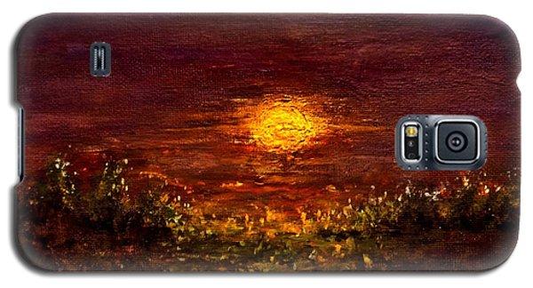 Melancholy.. Galaxy S5 Case by Cristina Mihailescu