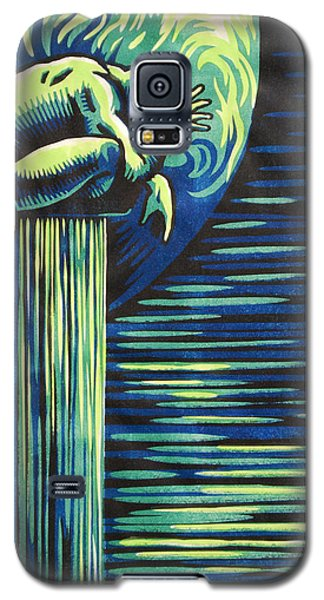 Melancholy Galaxy S5 Case