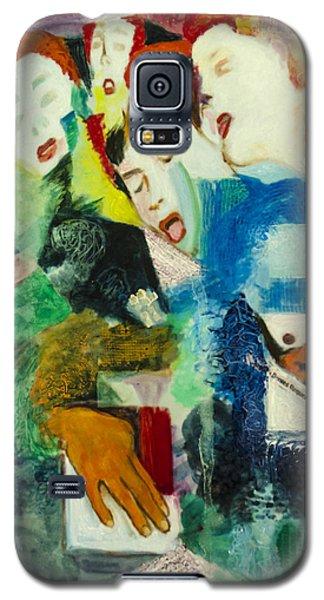 Melange Galaxy S5 Case by Ron Richard Baviello