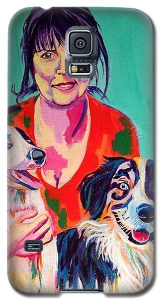 Melinda Galaxy S5 Case