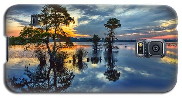 Mellow Morning Sunrise Galaxy S5 Case