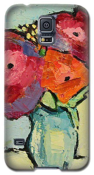 Melody Of Love Galaxy S5 Case by Becky Kim