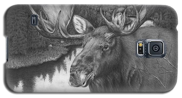 Melozi River Moose Galaxy S5 Case