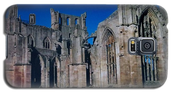 Melrose Abbey  Scotland Galaxy S5 Case by Tim Townsend