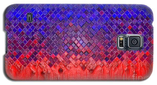 Galaxy S5 Case featuring the digital art Meltdown by Cristophers Dream Artistry