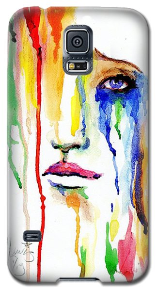 Melting Dreams Galaxy S5 Case by P J Lewis