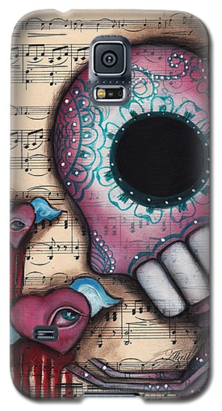 Melting Hearts  Galaxy S5 Case