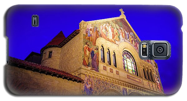 Memorial Church Stanford University Galaxy S5 Case by Scott McGuire