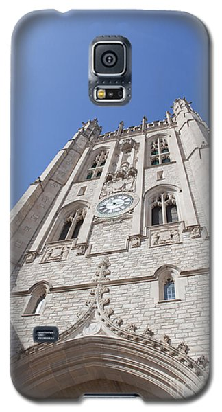 Memorial Union Clock Tower Galaxy S5 Case by Kay Pickens
