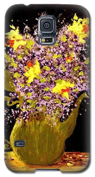 Memories Of A Spring.. Galaxy S5 Case by Cristina Mihailescu
