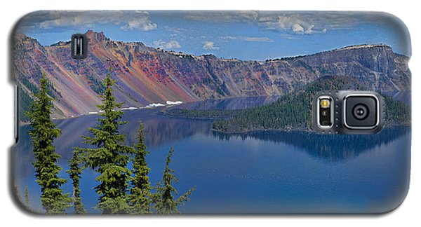 Memories Of Crater Lake Galaxy S5 Case