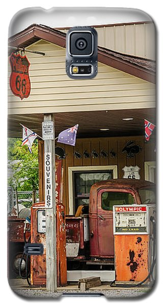 Memories Of Route 66 Galaxy S5 Case