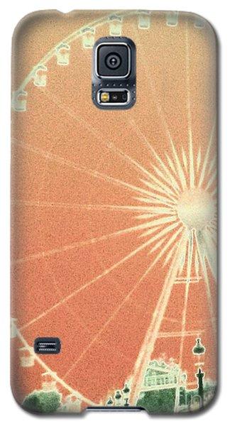 Memories Of Springtime In Paris Galaxy S5 Case