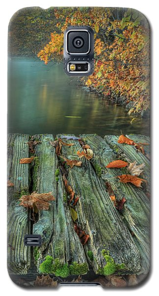 Memories Of The Lake Galaxy S5 Case by Jaki Miller
