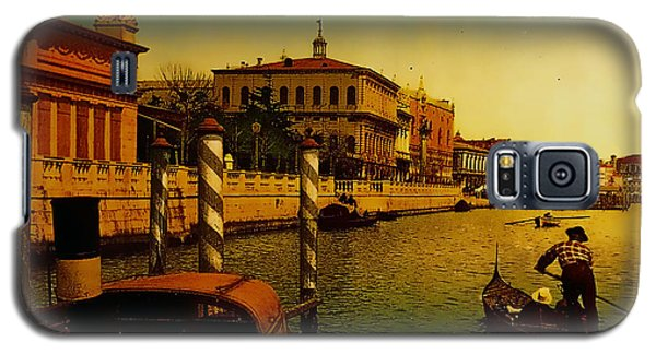 Galaxy S5 Case featuring the painting Memories Of Venice No 1 by Douglas MooreZart