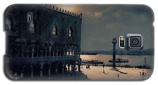 Galaxy S5 Case featuring the painting Memories Of Venice No 2 by Douglas MooreZart