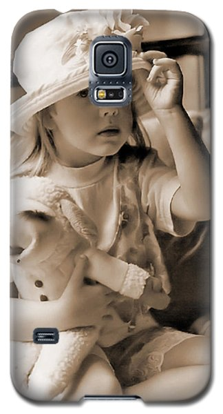 Memories Out Of Time Galaxy S5 Case