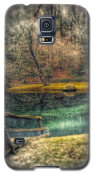 Galaxy S5 Case featuring the photograph Memories Revisited by Steven Huszar