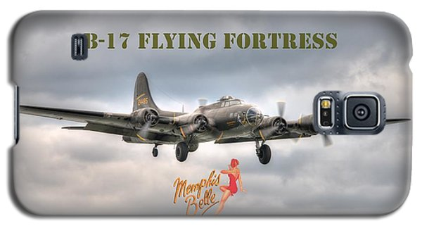 Memphis Belle Galaxy S5 Case