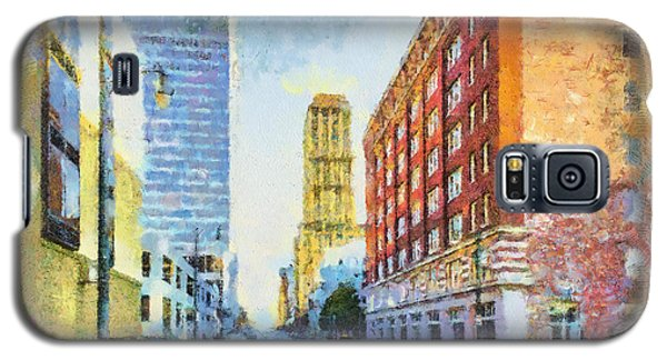 Memphis City Street Galaxy S5 Case