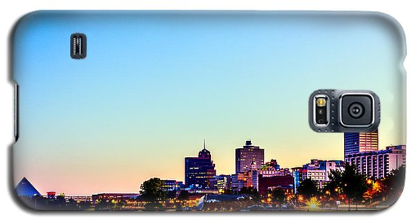 Memphis Morning - Bluff City - Tennessee Galaxy S5 Case